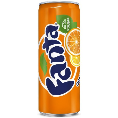 Fanta Orange Street West