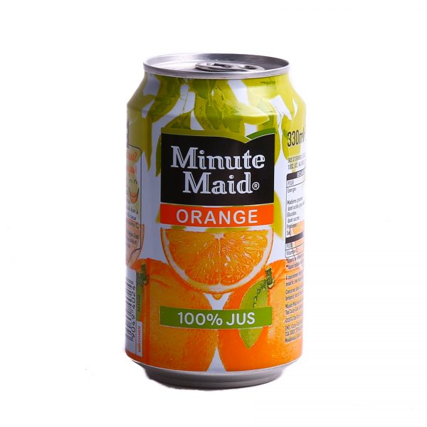 Minute Maid Orange Street West