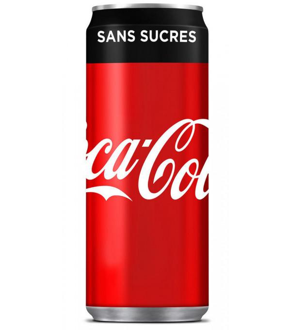 Coca Cola Zéro Stret West