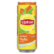 Lipton Ice Tea Pêche Street West